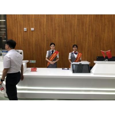 力麒智能助力东莞市民服务中心打造智慧型政务服务大厅