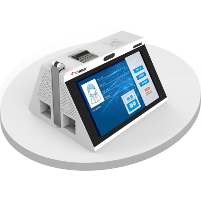 LQ-X20超级柜台自助服务终端